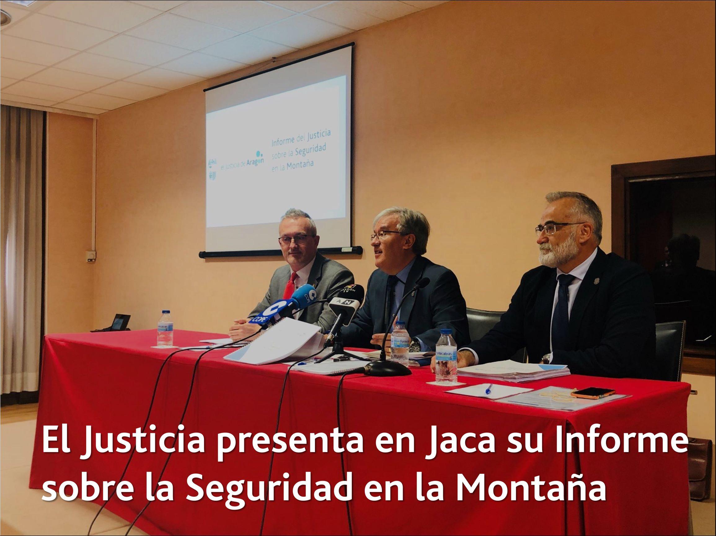 Informe sobre Seguridad en la Montaña