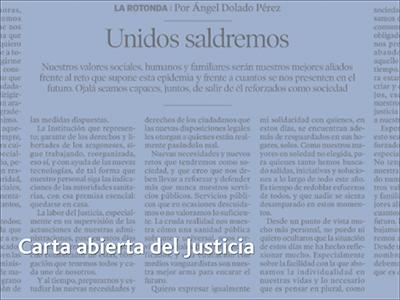 Carta Abierta del Justicia