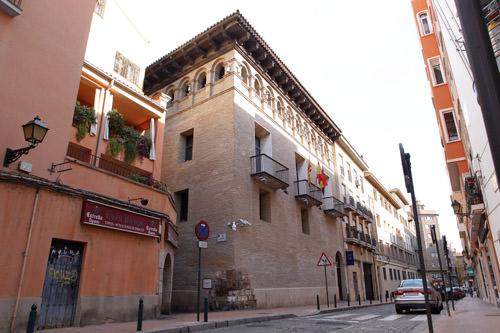 Palacio de Armijo edificio