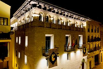 Edificio Justicia de Aragón