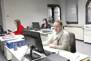 Estructura oficina
