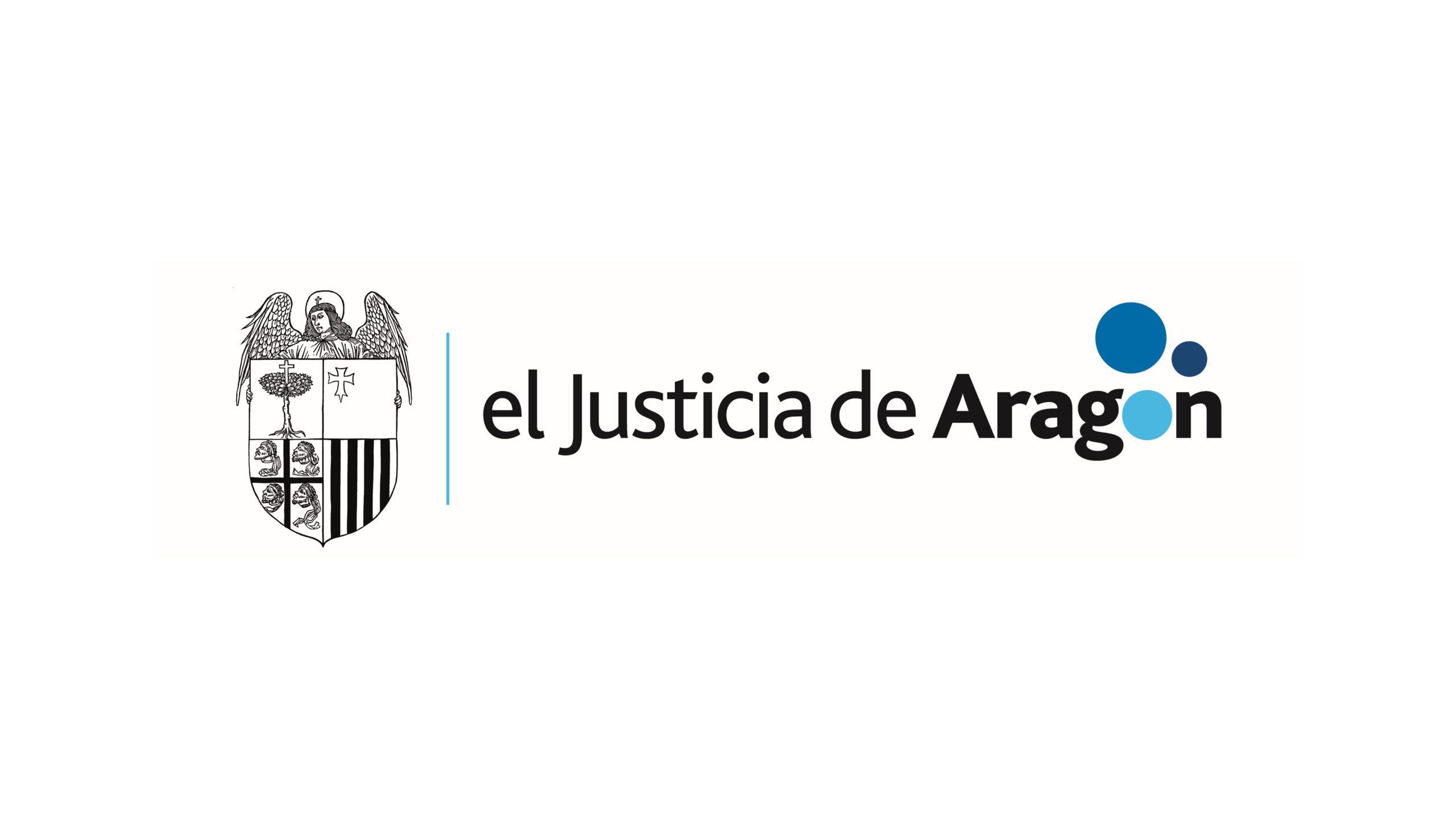 logo el justicia de aragón