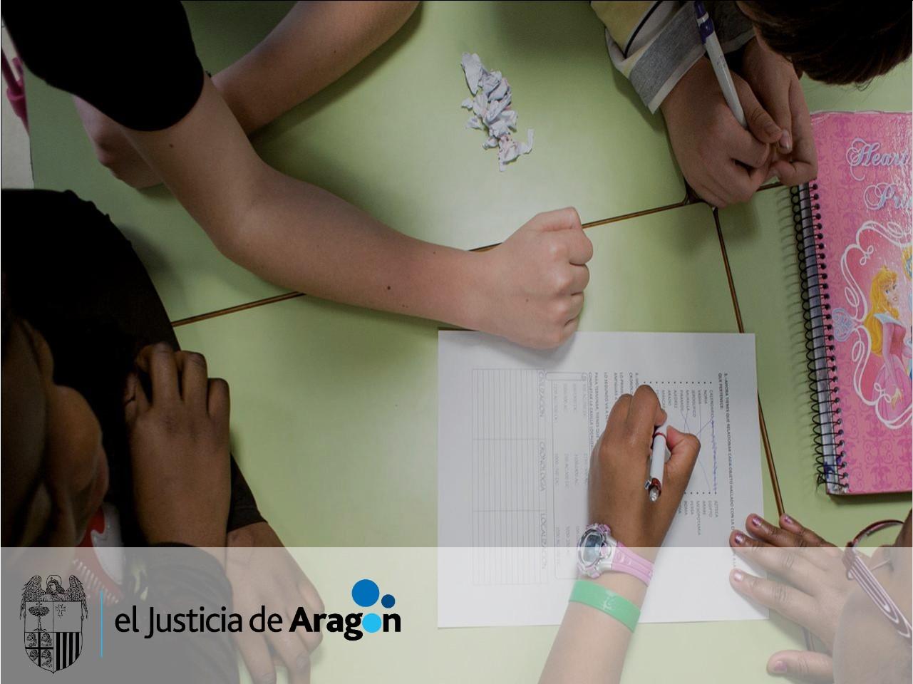 Informe escolarización